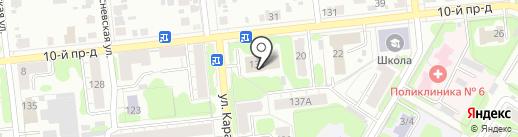 Доминант мебель на карте Иваново