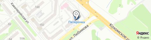 Юлия на карте Иваново