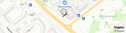 Мир АвтоМасел на карте Иваново