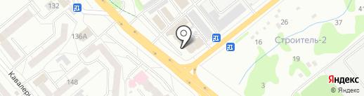 Ивановский центр профессиональной подготовки и повышения квалификации кадров Федерального Дорожного Агентства на карте Иваново