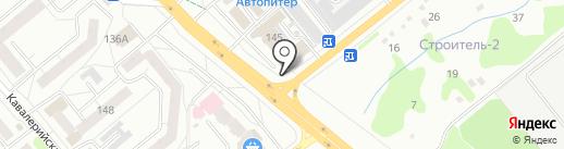 Картель на карте Иваново