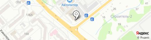 Опора, ЗАО на карте Иваново