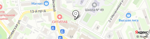 83 Company на карте Иваново