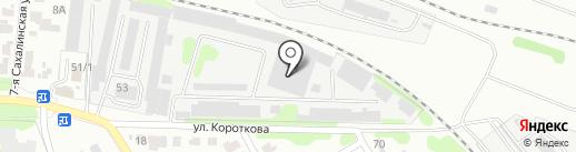 Молочная мечта+ на карте Иваново