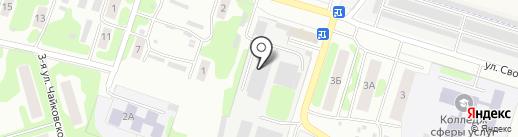 Оптима на карте Иваново