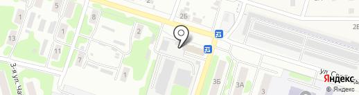 Чудо на карте Иваново