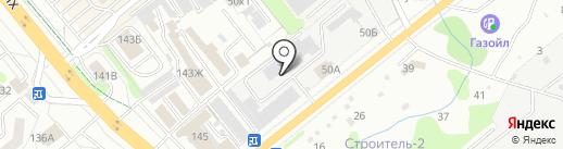 Стрелец на карте Иваново