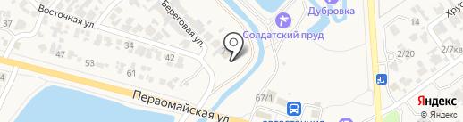 ПчелОцентр на карте Новокубанска