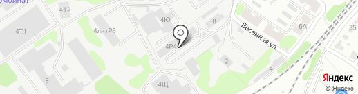Химчист37 на карте Иваново