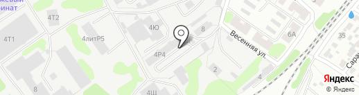 ORION37 на карте Иваново