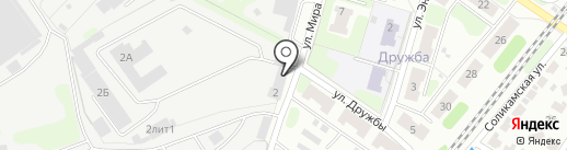 Бигмар + на карте Иваново