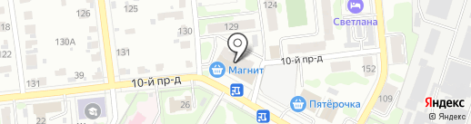 ТМК Инструмент на карте Иваново