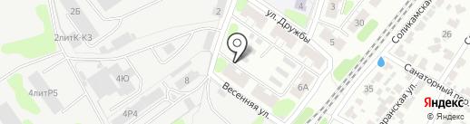 Мебелито на карте Иваново