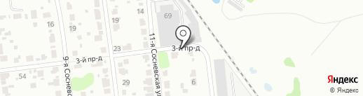 Лотос на карте Иваново