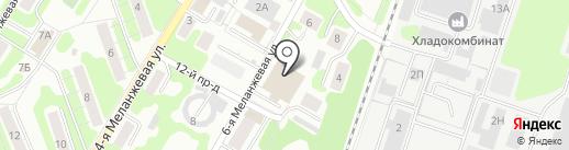 УниЛига на карте Иваново