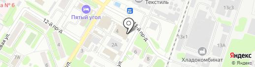 ПрофКард на карте Иваново