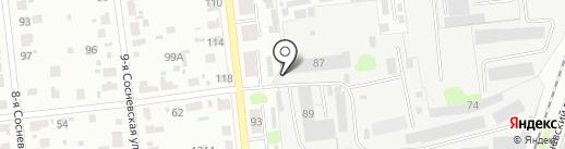 Компания карбон на карте Иваново