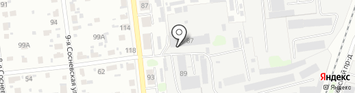 Швейное предприятие на карте Иваново