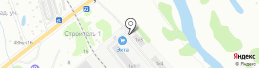 Шиномонтажная мастерская на карте Иваново