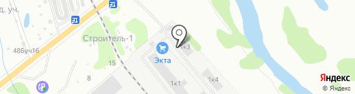 Метэкс на карте Иваново