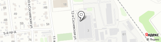 ПолиМир на карте Иваново