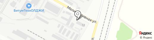 Костромская Строительная Ярмарка на карте Костромы