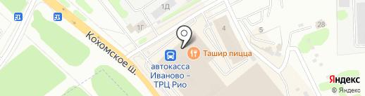 Lola на карте Иваново