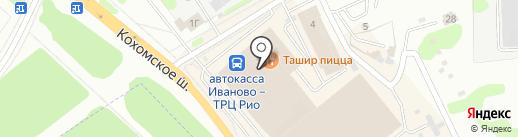 Le caprice на карте Иваново