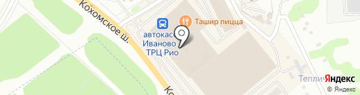 Сувенирная лавка на карте Иваново