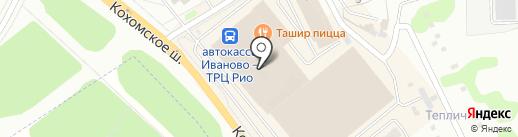 Elen на карте Иваново
