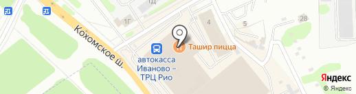 Merry на карте Иваново