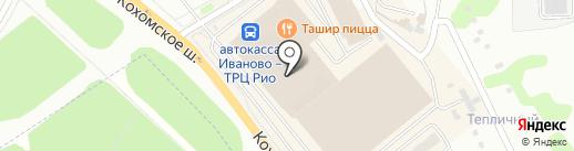 Очарование на карте Иваново