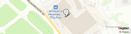Shultz на карте Иваново