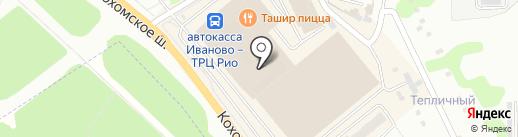 Акция на карте Иваново