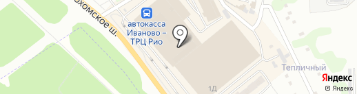 Satel на карте Иваново