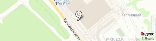 Модники и модницы на карте Иваново