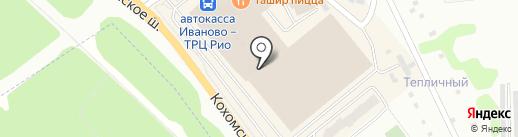 Domo на карте Иваново