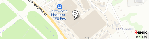 Светлана на карте Иваново