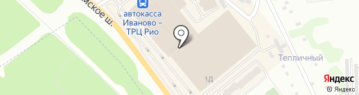 City-Style на карте Иваново