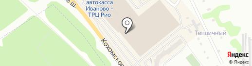 Модная точка на карте Иваново