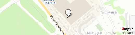 Skazka37 на карте Иваново