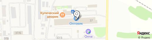 Аптека Вашей Семьи на карте Фанерника