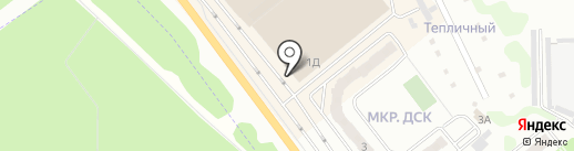 Жасмин на карте Иваново