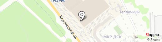 Алоэ на карте Иваново