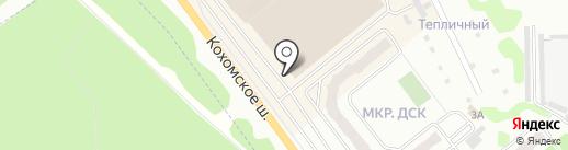 РИОлэнд на карте Иваново