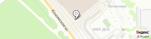 Идеальная пара на карте Иваново