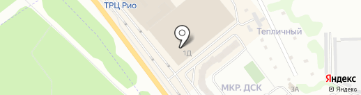 Магазин спецодежды и спецобуви на карте Иваново