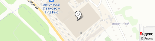 Ди арт на карте Иваново