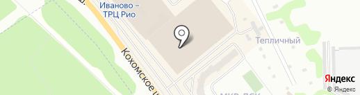 Альфа Фэб на карте Иваново