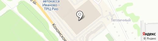 Ярослав Иваново на карте Иваново